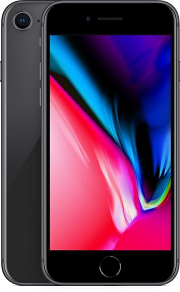 Apple iPhone 8 256GB Space Gray - 1249$