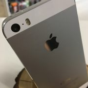 iPhone 5 s  Silver 16gb 150$