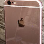 iPhone6 s Rose Gold 64 gb 420$