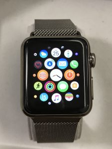 Apple Watch Series 1 Stainless steel 38 mm  250$