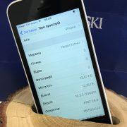 iPhone 5 c White 16 Gb 130$