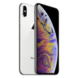 Dual Sim Apple iPhone XS Max Silver 256Gb-
