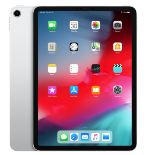 Apple iPad Pro 11-inch Wi‑Fi 64GB Silver (MTXP2)