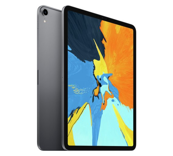 Apple iPad Pro 11-inch Wi‑Fi 256GB Space Gray (MTXQ2)